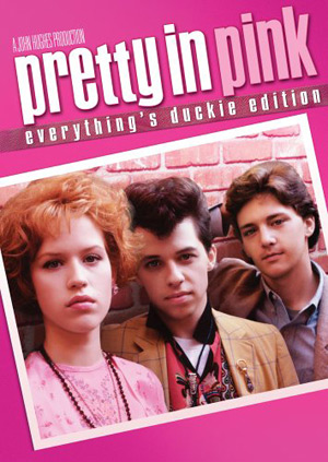 Pretty In Pink (Everything's Duckie Edition) DVD