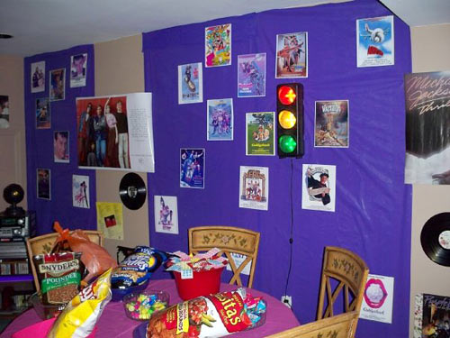 80s party decorations stories before after like for 80 s table decoration ideas