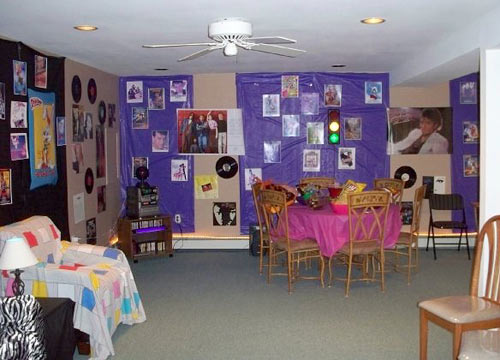 80s party decorations stories before after like for 1980s decoration ideas