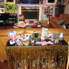 80s party guide like totally 80s for 80 s table decoration ideas