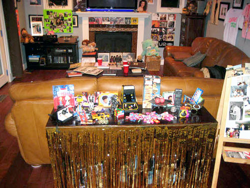 80s party decorations stories creating an awesome 80s for 80 s table decoration ideas
