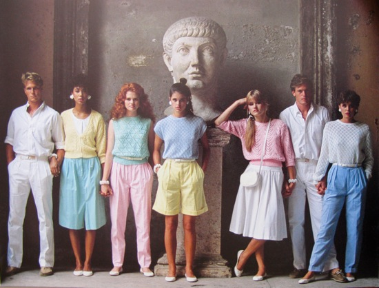 80s Fashions to the Max