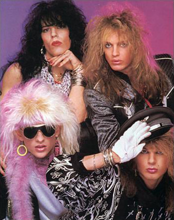 "Poison: Helping Put the ""Hair"" in Hair Band!"