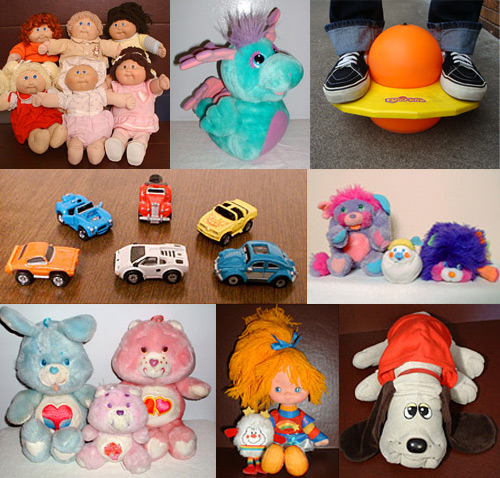 80s Toys A Re Cap Of The Hottest Toys From The 80s Like Totally 80s