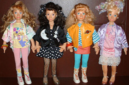 Hot Looks Dolls
