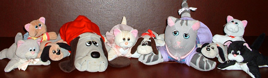 Pound Puppies and Pound Purries