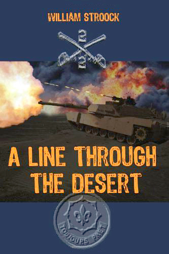 """A Line Through the Desert"" by William Stroock"