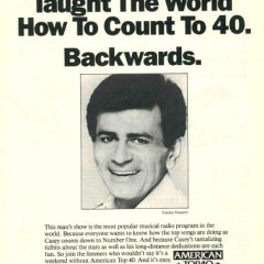 Top of My Chart – A Tribute to Casey Kasem