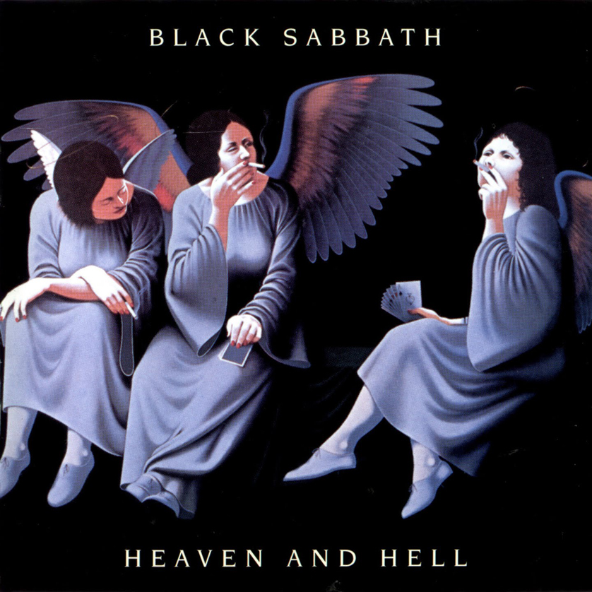 Black Sabbath's Heaven and Hell album