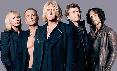 Def Leppard: Now