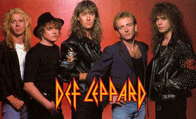 Def Leppard: Then