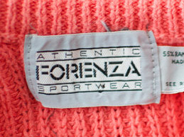 Forenza label