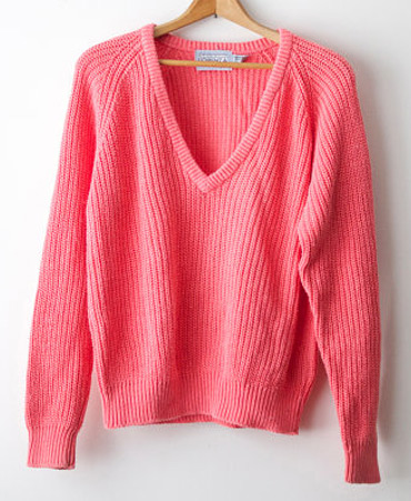Forenza v-neck sweater