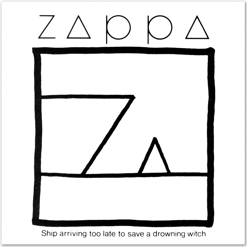 "Frank Zappa's Ship Arrving Too Late to Save a Drowing Witch album released in 1982 included the track ""Valley Girl"" featuring his daughter, Moon Unit."