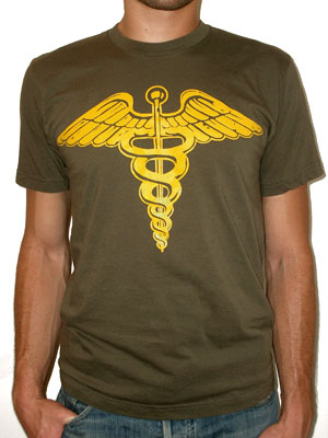Ferris Bueller's Day Off - Caduceus Tee