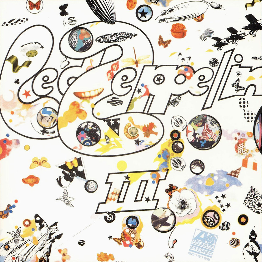 Led Zeppelin's Led Zeppelin III album