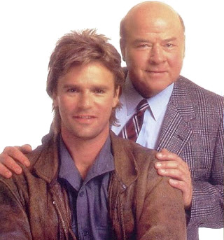 MacGyver and Pete