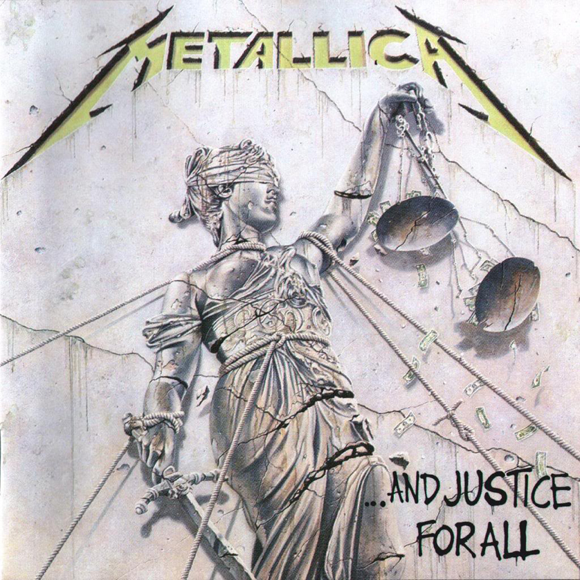 Metallica's And Justice For All album