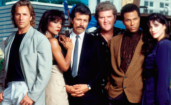 Cast of Miami Vice