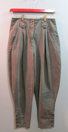 Outback Red high waist pants