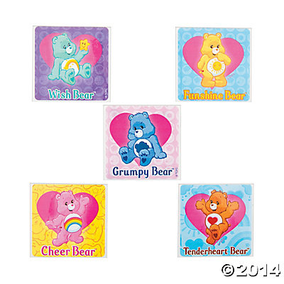 Carebear Stickers