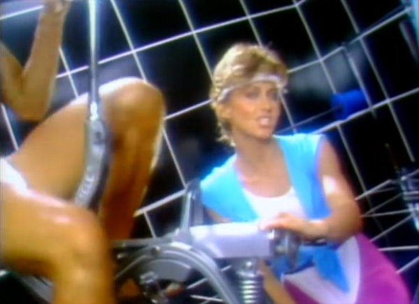 Olivia Newton-John's Physical