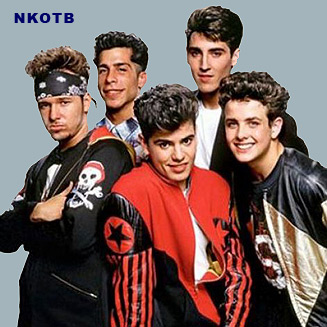 The 80s Fashion For Boys s Boy Bands New Kids on the