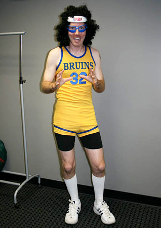 Old School Basketball Player Costume