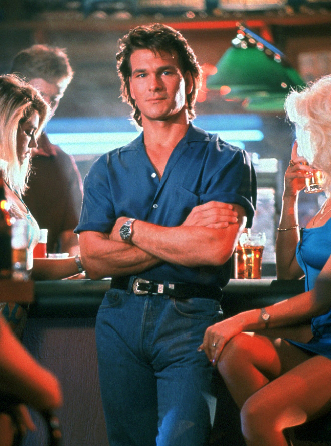 James Dalton in Road House