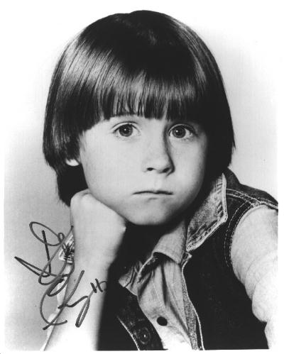 "Danny Cooksey as ""Sam McKinney"""
