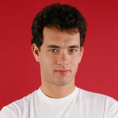 A Mega Star in the Making: Tom Hanks in the 80s