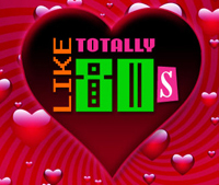 Make it a Totally Awesome 80s Valentine's Day