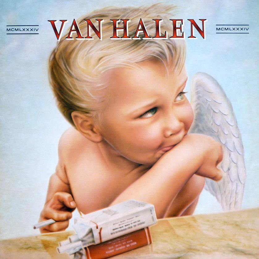 """Van Halen - """"1984"""""""