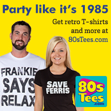 Get retro T-shirts and more at 80sTees.com