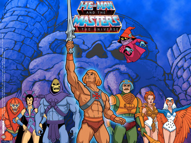 He-Man and the Masters of the Universe cartoon