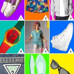 Vote for Your Favorite 80s Fashion
