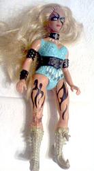80s mystery dolll
