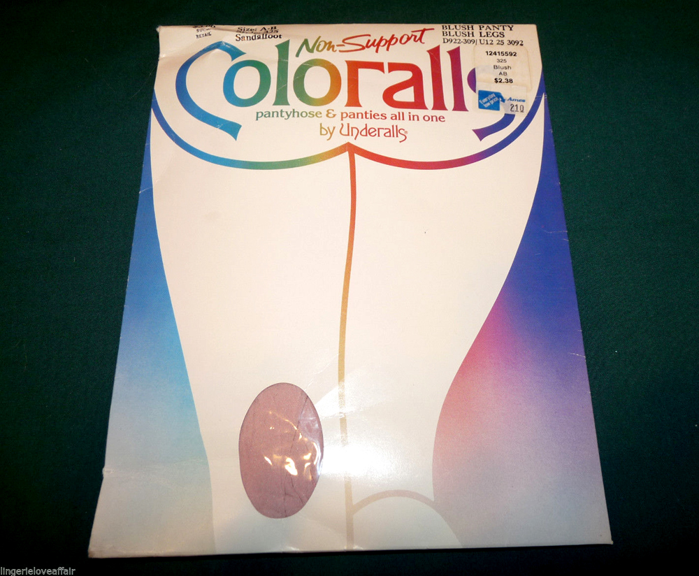 Coloralls pantyhose