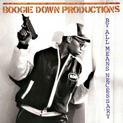 My Philosophy, Boogie Down Productions Music Video
