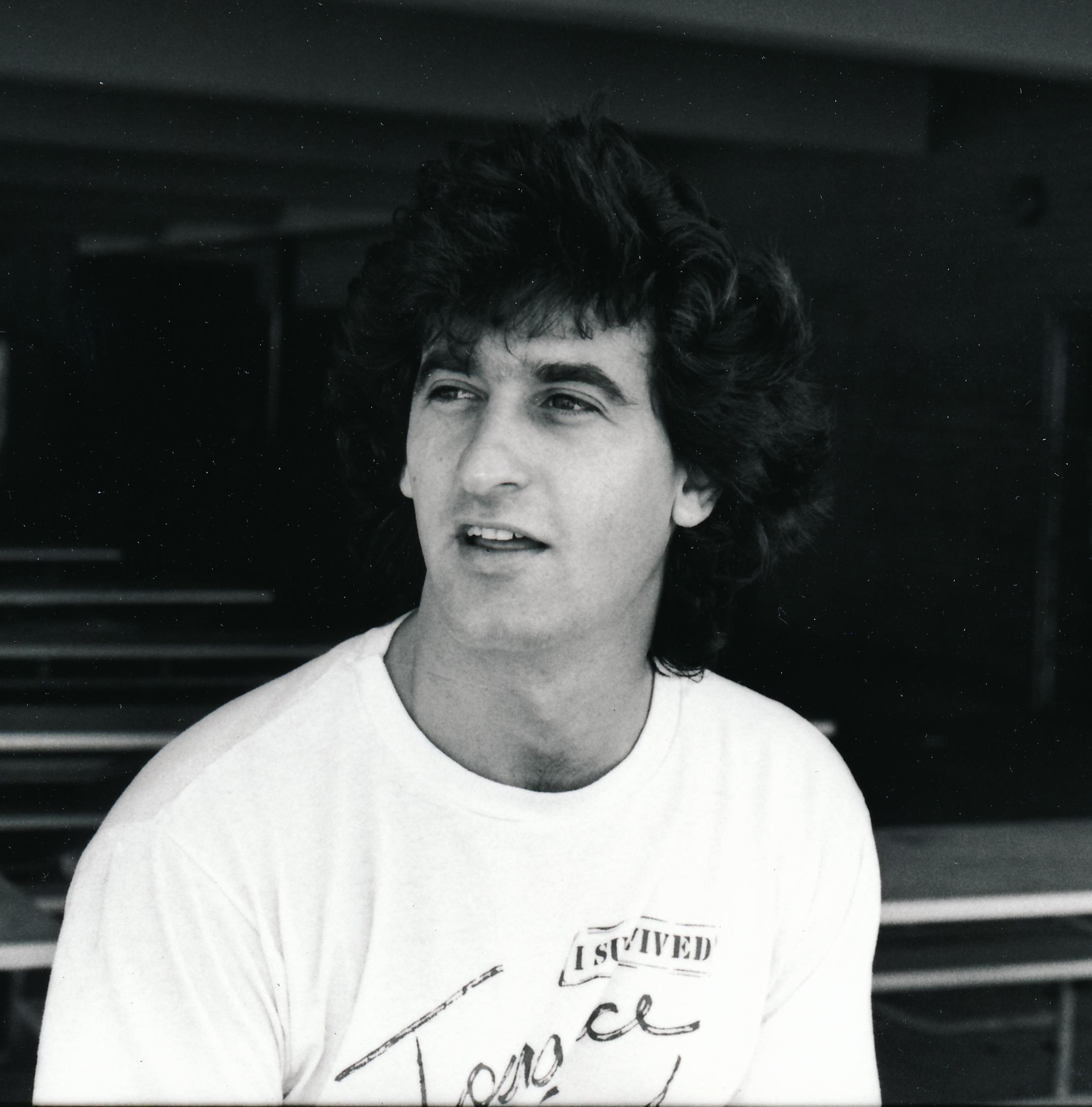 Director Keva Rosenfeld, 1984