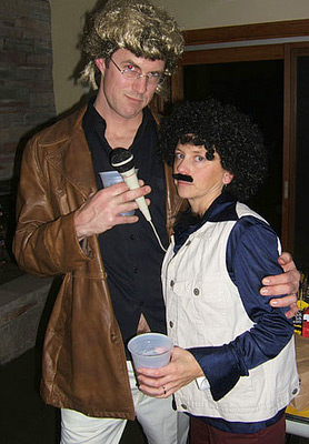 Hall and Oates Costume Idea