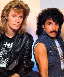 Daryl Hall and John Oates Costume Idea