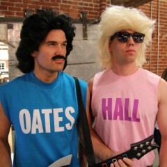 Hall and Oates Halloween Costume