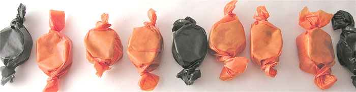 Worst. Candy. Ever.  The Mary Jane Peanut Butter Kiss by Necco