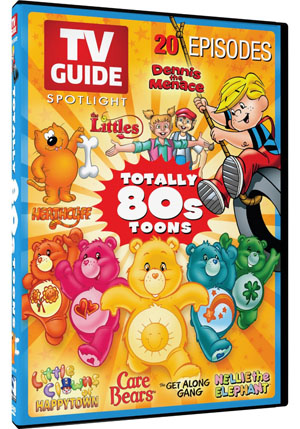 TV Guide Spotlight - Totally 80s Toons