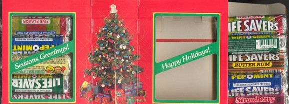 A true Christmas Lifesaver – The Life Savers Sweet Storybook