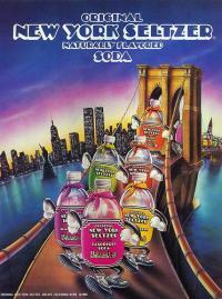 80s Soda - New York Seltzer