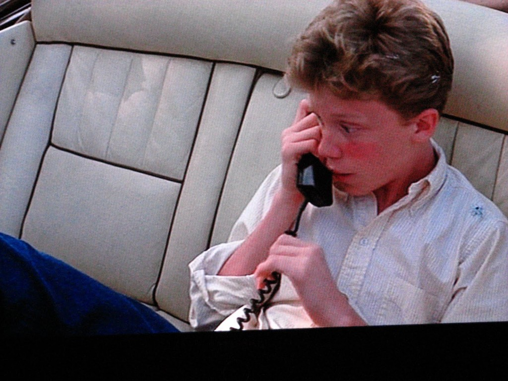 80s Car Phone from 16 Candles