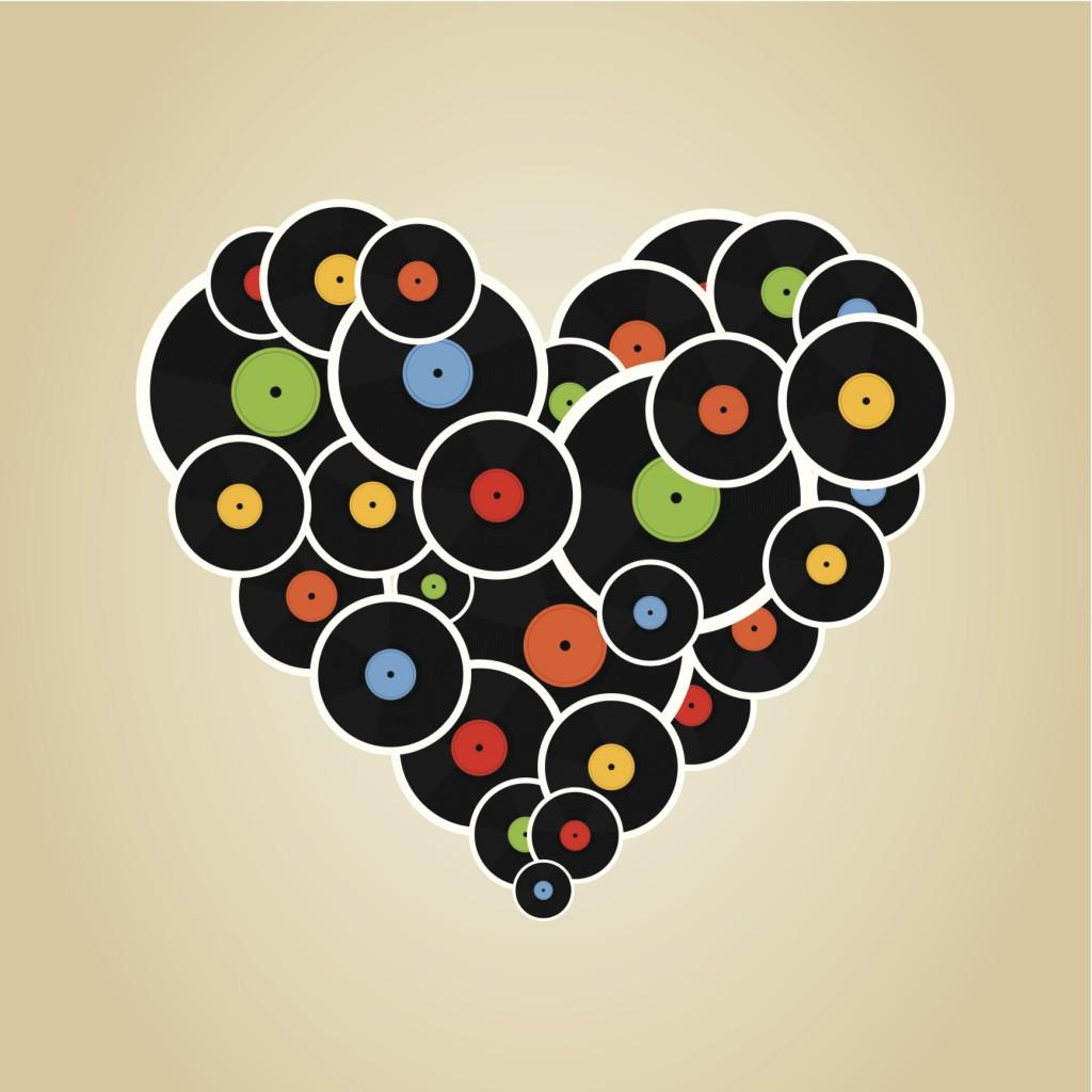 records-heart