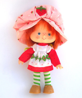 Strawberry Shortcake in the 80s